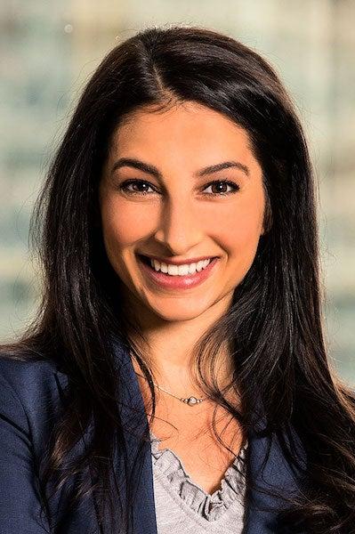 Sionne Rosenfeld headshot
